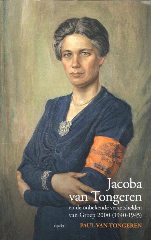 Boek cover Jacoba van Tongeren van Paul van Tongeren (Paperback)