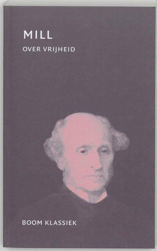 Boek cover Boom klassiek  -   Over vrijheid van J.S. Mill (Paperback)