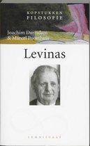 Boek cover Kopstukken Filosofie  -   Levinas van Joachim Duyndam