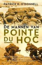 Boek cover De mannen van pointe du hoc van Patrick K. ODonnell