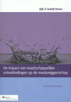 OR in bedrijf, thema  -   De impact van maatschappelijke ontwikkelingen op de medezeggenschap
