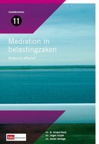 Mediation reeks 11 -   Mediation in belastingzaken