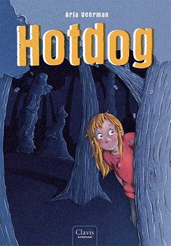 Boek cover Hotdog van Arja Veerman (Hardcover)