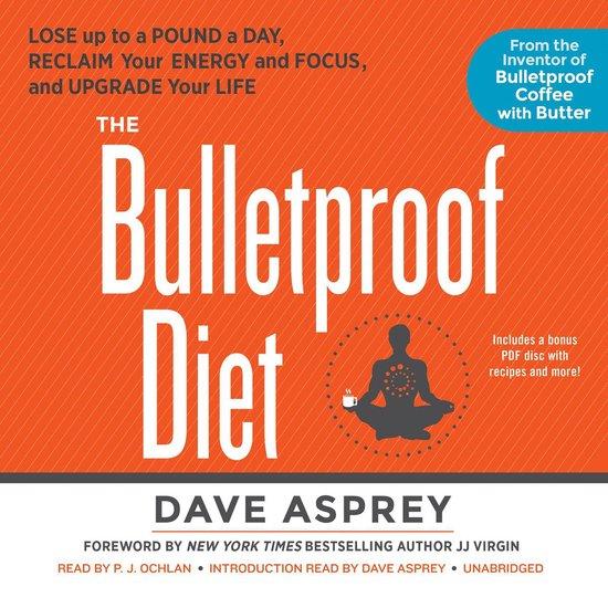 Boek cover The Bulletproof Diet van Dave Asprey (Onbekend)