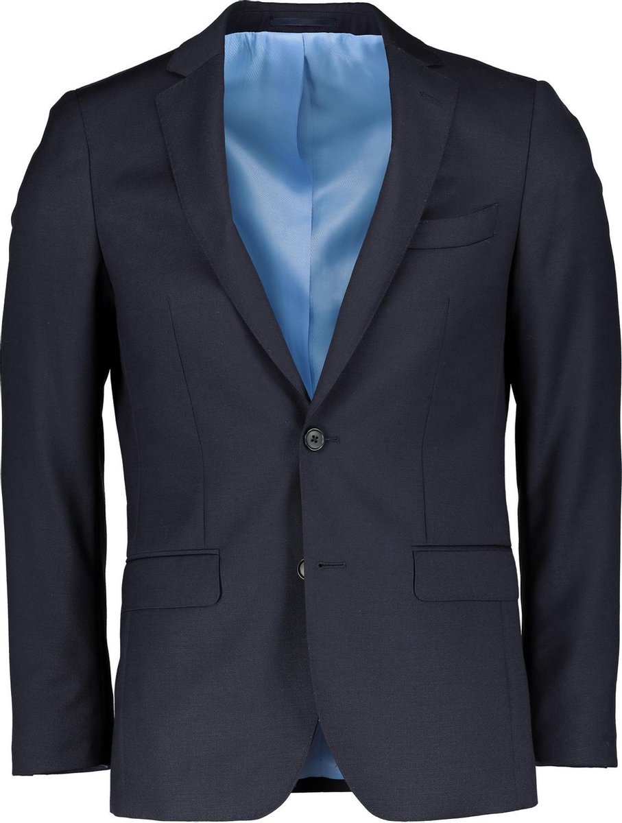 Nils Mix & Match Colbert - Slim Fit - Blauw - 44