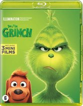 De Grinch (Blu-ray)