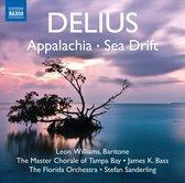 Williams/Sanderling/Florida Or - Delius: Appalachia/Sea Drift