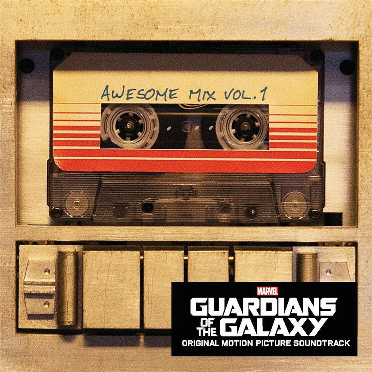 Guardians of the Galaxy: Awesome Mix Vol. 1 (LP) - Ost