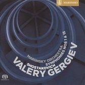 Mariinsky Orchestra - Symphonies Nos.1 & 15