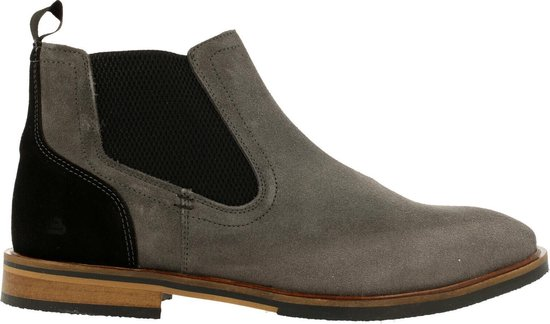 Bullboxer 853K46985A Chelsea Boot Men Grey 45