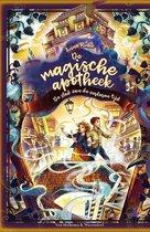Boek cover De magische apotheek 5 -   De magische apotheek - De stad van de verloren tijd van Anna Ruhe (Hardcover)