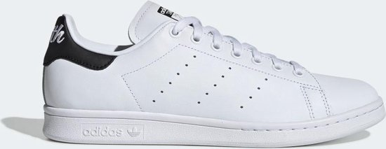 Adidas Stan Smith Wit / Zwart - Heren Sneaker - EE5818 - Maat 46 2/3