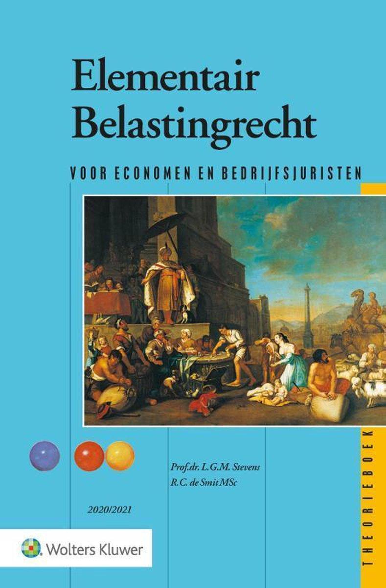 Elementair Belastingrecht 2020/2021 Theorieboek