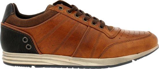 Bullboxer 477K23768Y Sneaker Men Tan/Cognac 43