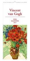 Van Gogh Kunstkaart Kalender 2021