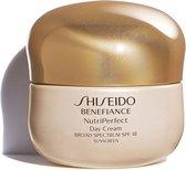 Shiseido Benefiance NutriPerfect Day Cream dagcrème Rijpe huid 50 ml