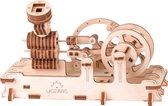Ugears Modelbouw Hout Motor