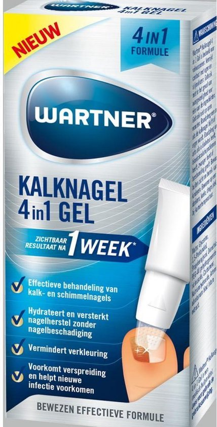 Wartner kalknagel gel – Kalknagels - kalknagel behandelen - 7 ml