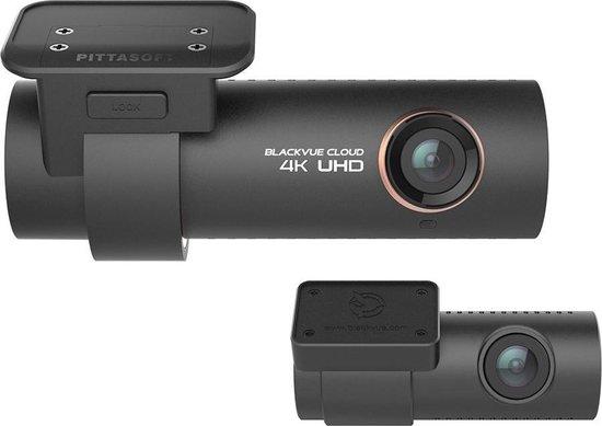 BlackVue DR900S-2CH Premium 4K UHD Cloud Dashcam 64GB