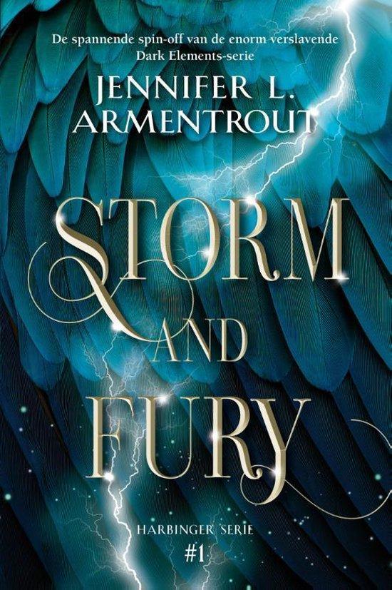 Afbeelding van Harbinger-serie 1 - Storm & Fury