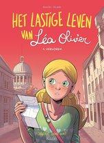 Het lastige leven van Léa Olivier Strip 1 -   Verloren