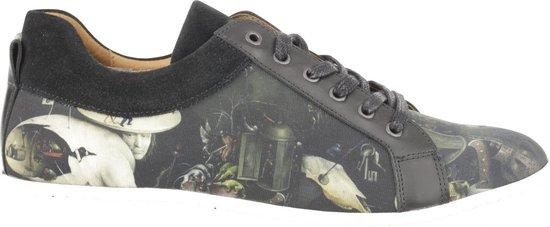 Brave sneaker Bosch by Night zwart