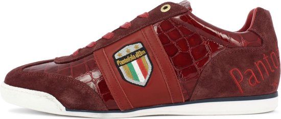 Pantofola d'Oro Fortezza Uomo Lage Rode Heren Sneaker 44