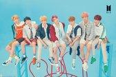 BTS - Poster 61X91 - Group Blue