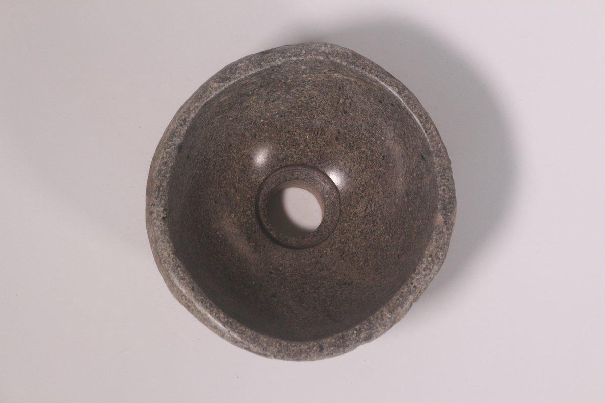Natuurstenen waskom | DEVI-W21-260 | 22x23x12