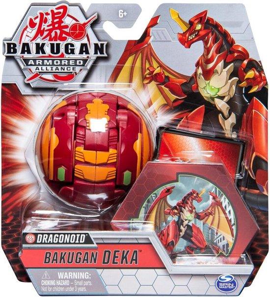 Thumbnail van een extra afbeelding van het spel Spin Master Bakugan Deka Jumbo Pack Seizoen 2 Assorti - Speelgoed - Spellen