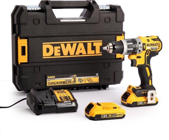 DeWALT DCD796D2 Accu klopboormachine - 18V