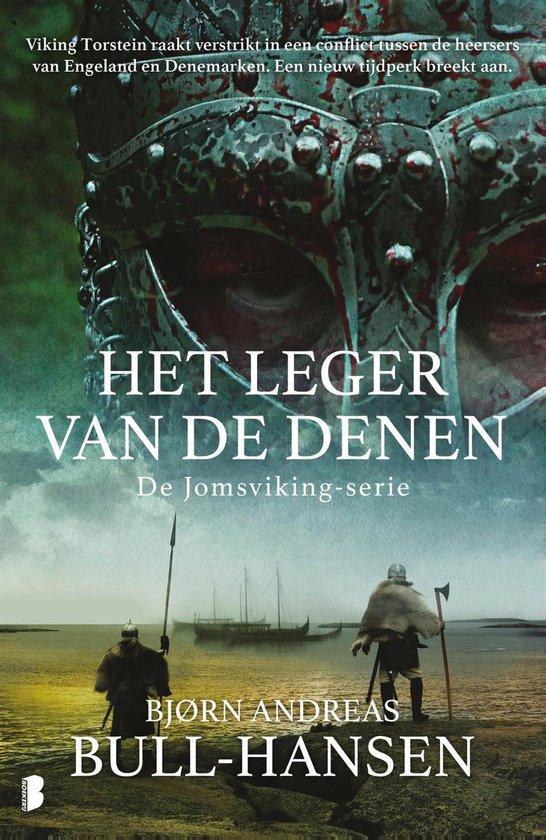 Boek cover Jomsviking 3 -   Het leger van de Denen van Bjørn Andreas Bull-Hansen (Paperback)