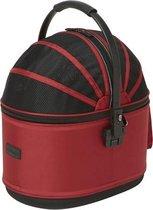 Airbuggy reismand hondenbuggy cot s plus rood - 44x30x53 cm - 1 stuks