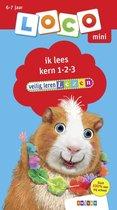 Loco Mini  -   Loco mini Veilig leren lezen ik lees kern 1-2-3