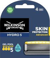 Wilkinson Scheermesjes Hydro 5 Skin Protection Advanced 4 stuks