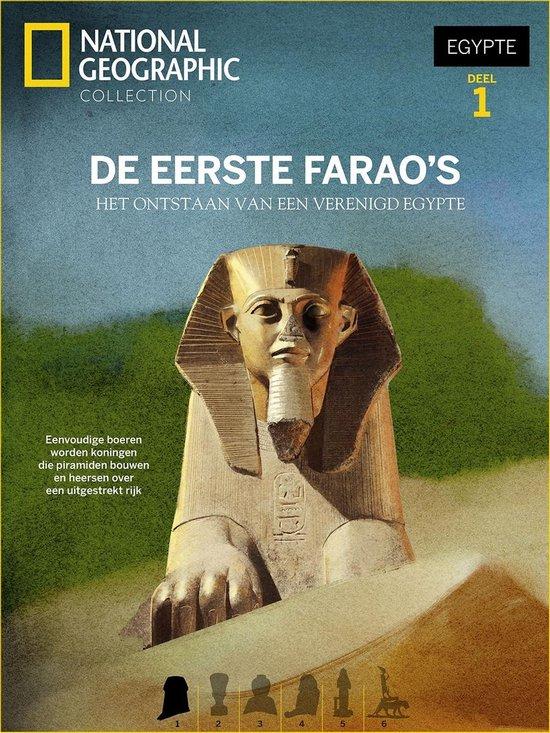 Afbeelding van National Geographic Collection Egypte deel 1