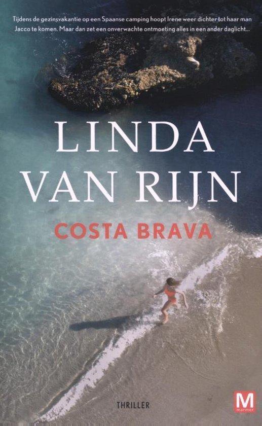 Boek cover Costa Brava van Linda van Rijn (Paperback)