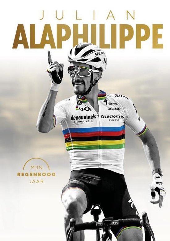 Boek cover Julian Alaphilippe van Julian Alaphilippe (Paperback)