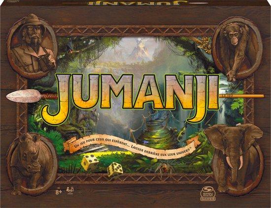 Afbeelding van het spel Spin Master Games Jumanji Le Jeu - nieuwste editie van het klassieke avonturenbordspel