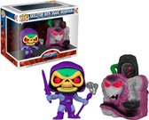 Pop! Town: Masters Of The Universe - Skeletor with Snake Mountain FUNKO - Multicolour