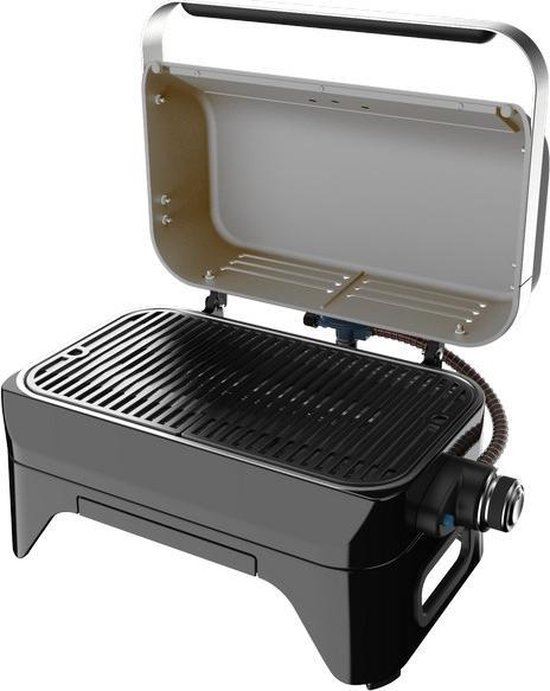 Campingaz Attitude 2go CV BBQ - Draagbare Gas barbecue - Grijs/Zwart