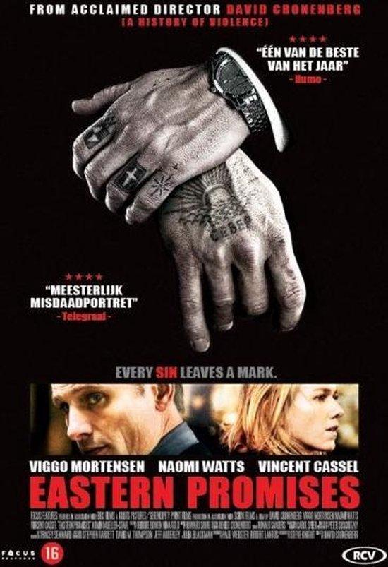 Cover van de film 'Eastern Promises'