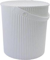 Hachiman - Omnioutil Bucket L - white