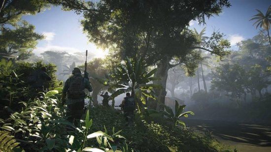 Ghost Recon: Wildlands - PS4 - Ubisoft