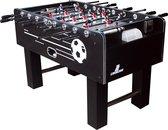 Cougar Cup Master Voetbaltafel / Zwart / 140 x 74 x 88 cm / incl. ballen, bekerhouders en scoretellers