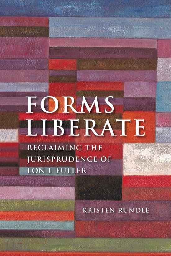 Boek cover Forms Liberate van Dr Kristen Rundle (Onbekend)