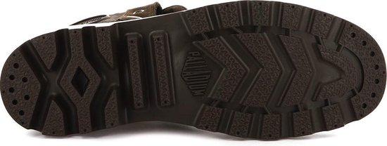 Palladium Pampa Baggy NBK Leather U 76434-255-M Heren Laarzen Boots Schoenen Bruin - Maat EU 45 UK 10.5