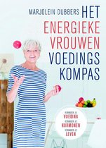 Boekomslag van 'Het energieke vrouwen voedingskompas'
