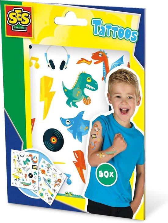 Tattoos voor kinderen