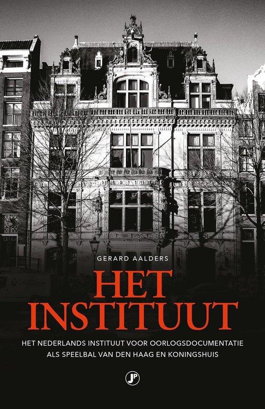 Het Instituut - Gerard Aalders |
